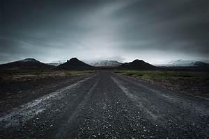 Dark, Sky, Dirt, Road, Landscape, Wallpapers, Hd, Desktop, And, Mobile, Backgrounds