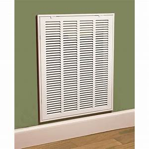 Home Air Ventilation: glamorous diffuser grille & register