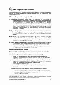Generous terms of reference template ideas example for Pmo terms of reference template