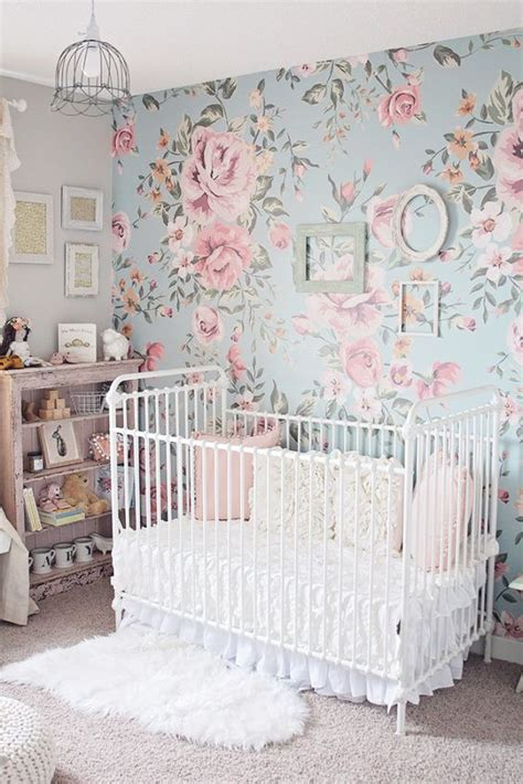 33 Most Adorable Nursery Ideas For Your Baby Girl