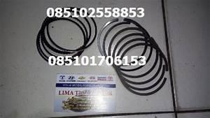 Jual Ring Piston Mobil Korea Timor Dohc Sohc Kia Hyundai