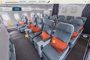 Singapore Airlines Revisits Business-Premium-only For A350 ...