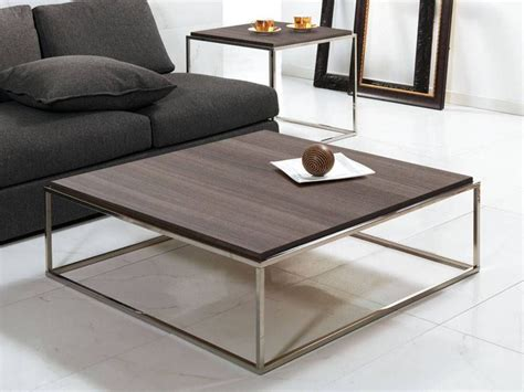 short square coffee table lamina