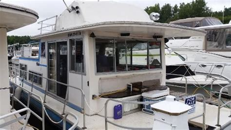 Used Boat Trader Mn by Houseboat New And Used Boats For Sale In Minnesota