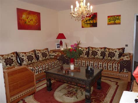 decoration des maisons marocaine decoration marocaine pour chambre sejour visuel 3