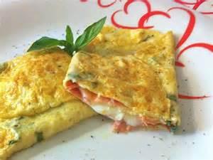 giallo zafferano mozzarella in carrozza omelette con speck e mozzarella ricette di cucina il