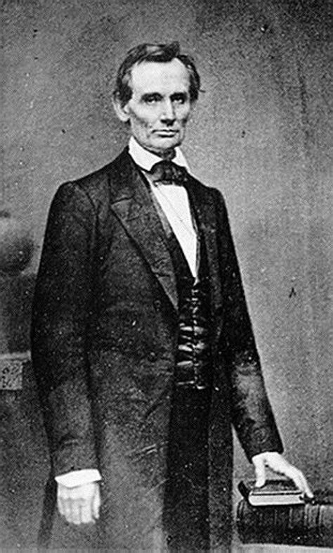 Abraham Lincoln In 1860  Isi's Faculty Resource Center