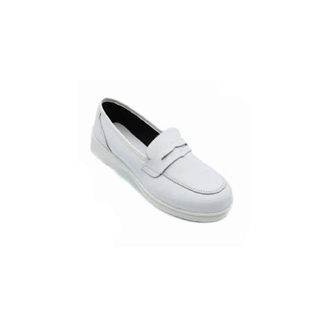 chaussures cuisine professionnelles chaussure de sécurité cuisine blanche pour femme lisavet