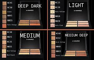 Mac Pro Conceal Correct Palette Product Explanation