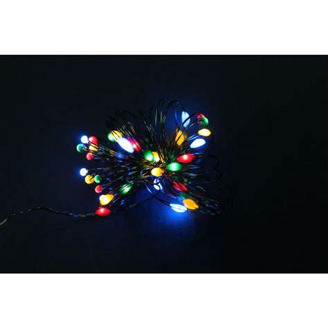 martha stewart lights martha stewart living 9 ft 36 leds led ultra slim wire