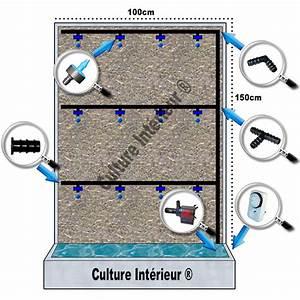 Arrosage Automatique Interieur : kit irrigation automatique mur v g tal int rieur m mat riel mur v g ~ Melissatoandfro.com Idées de Décoration