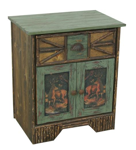 Deer Cabinets by Kreek Deer Hopper Cabinet