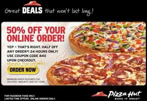 Papa Johns Halloween Special by Pizza Hut Coupon 2016 2017 Best Cars Review