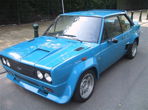 Fiat 131 Abarth For Sale by Fiat 131 Abarth Stradale Quot Sold To Ireland Quot Gem Classic