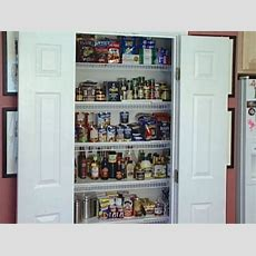 How To Organize A Kitchen Pantry  Diy