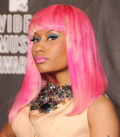 Nicki Minaj Hair Pink Stylecaster Makeup Lips