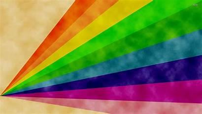 Rainbow Backgrounds Cool 3d Desktop 1080p Line