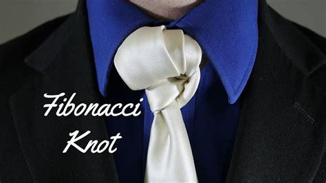 How To Tie A Tie Fibonacci Knot
