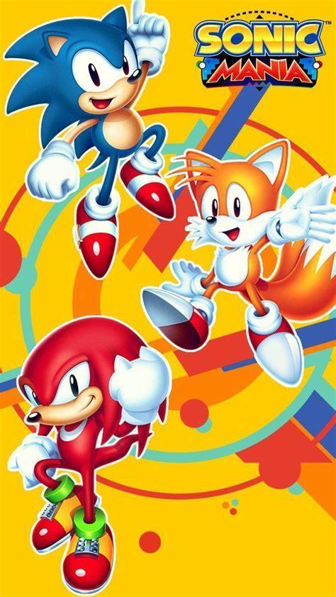 Sonic Phone Wallpaper Mania