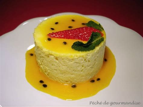 mousse aux fruits de la et coulis orange p 233 ch 233 de gourmandise