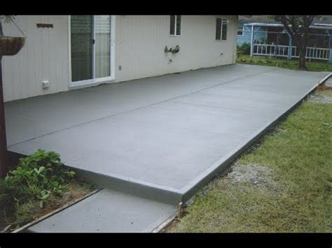 awesome concrete patios ideas patio designs sted