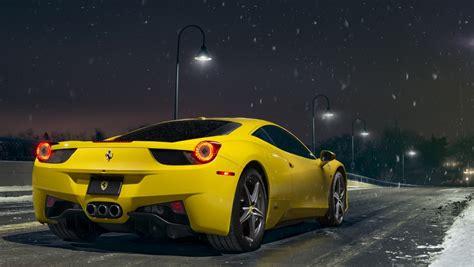 Sports Car, Ferrari Wallpapers Hd / Desktop And Mobile