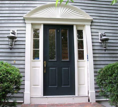 Let's Examine Wonderful Ideas Exterior Door Trim  Latest
