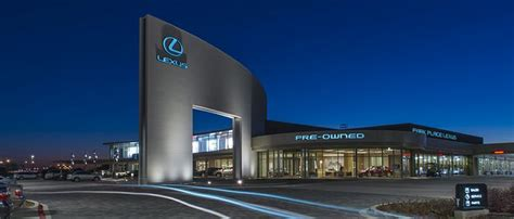 park place lexus park place lexus plano tx living in collin county