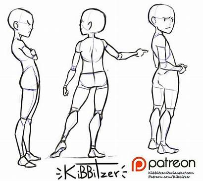 Reference Drawing Poses Pose Children Anatomy Figure