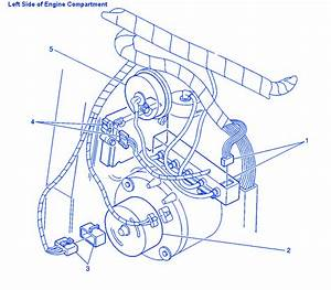 Chevy Lumina 2001 Engine Compartment Electrical Circuit Wiring Diagram  U00bb Carfusebox