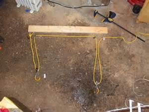 garage diy garage storage hoist diy garage hanging storage diy garage rachael edwards