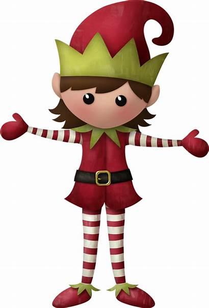 Elf Christmas Clipart Clip Clipground