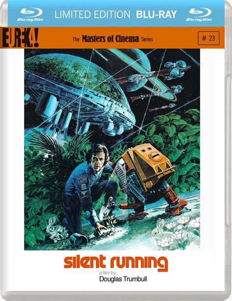Silent Running (MOC) in November | Blu-Ray News | The ...