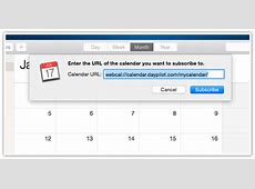 ASPNET iCalendar Export Outlook, Google Calendar, Mac OS