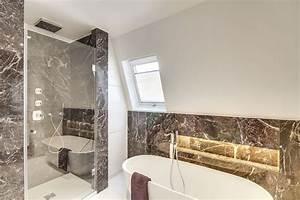 Marbre Salle De Bain : marbre rouge en salle de bain concept bain ~ Dailycaller-alerts.com Idées de Décoration