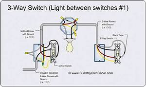 3-way Switch On Crack  Makes 40 Volts - Electrical