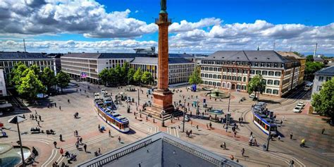 Maybe you would like to learn more about one of these? Darmstadt: Luisenplatz wird überwacht