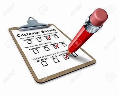 Survey Questionnaire Clipart Customer Marketing Surveys Market