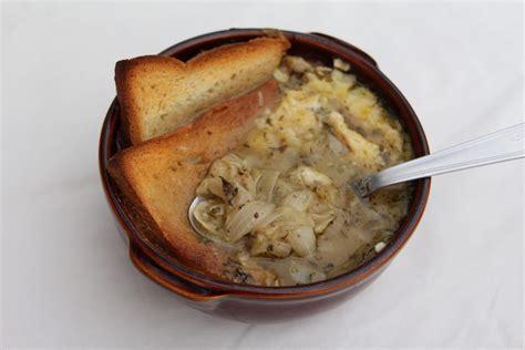 cuisiner les algues soupe à l 39 oignon gratinée 1 2 3 veggie