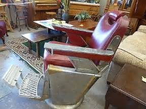vintage belmont barber chair 1959 what s it worth