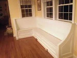 kitchen, l, shaped, bench, with, storage, for, saving, space