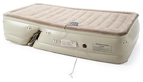 ez incline inflatable guest bed queen traditional