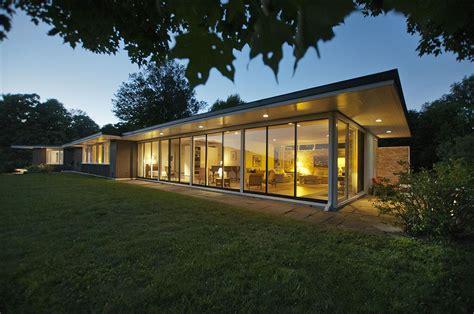Very Comfortable Mid Century Modern Homes Plans — Modern