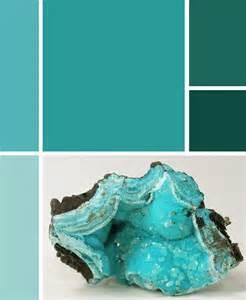 Color Palette Aquamarine