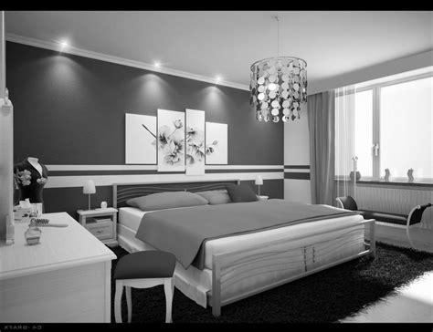 chambre et blanc chambre grise et blanche 19 idées et modernes pour se
