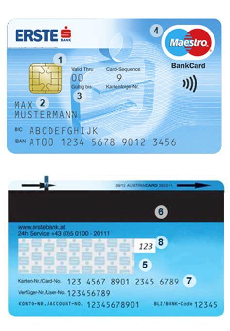 kreditkartennummer wie ist sie aufgebaut volksbank