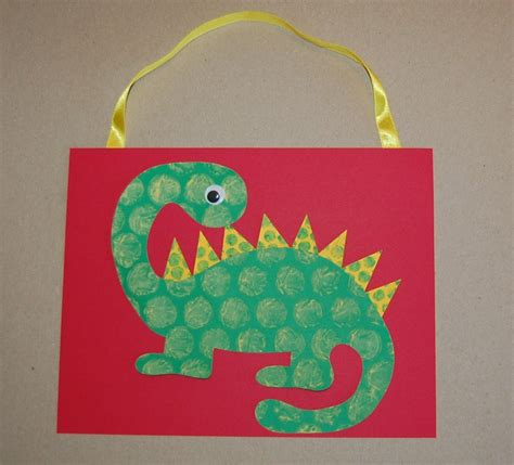 clearance dinosaur craft kit by craftsforkids on etsy 229 | il fullxfull.197433616