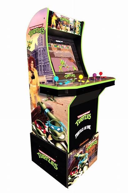 Turtles Tmnt Ninja Mutant Teenage Arcade Arcade1up