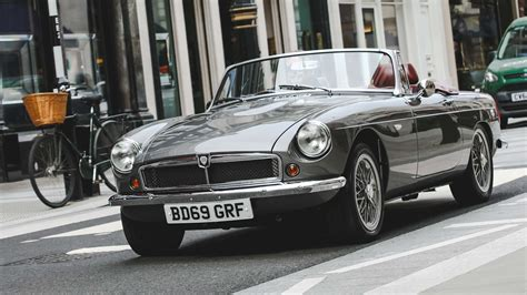 Electric MGB: RBW EV Roadster is the latest electric ...