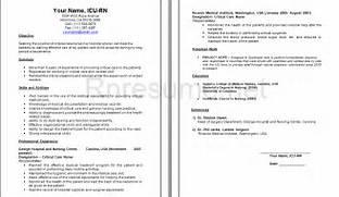 resume trauma nurse nursery icu rn resume sample nursery medical icu nurse